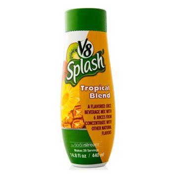 SodaStream V8 Splash Tropical Blast Juice Beverage Mix