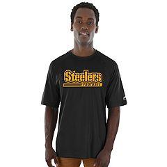 Men's Majestic Pittsburgh Steelers Fanfare Tee