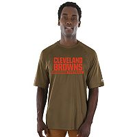 Men's Majestic Cleveland Browns Fanfare Tee