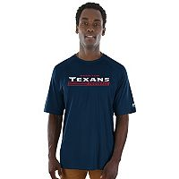 Men's Majestic Houston Texans Fanfare Tee