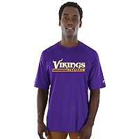 Men's Majestic Minnesota Vikings Fanfare Tee