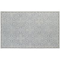 Oriental Weavers Manor Updated Panel Medallion Wool Rug