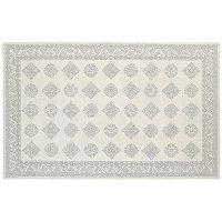 Oriental Weavers Manor Persian Panel Wool Rug