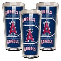 Los Angeles Angels of Anaheim 3-Piece Shot Glass Set