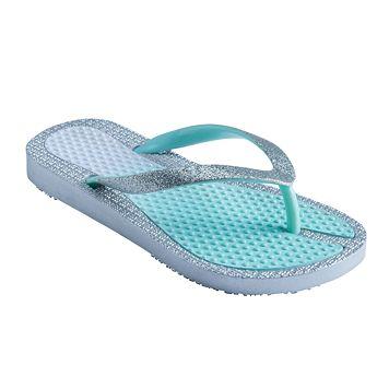 Girls 4-16 Ombre Flip Flops