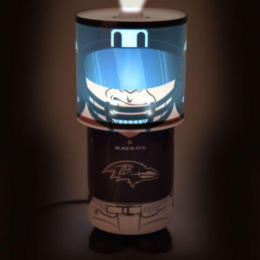 Forever Collectibles Baltimore Ravens Desk Lamp