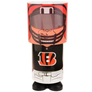 Forever Collectibles Cincinnati Bengals Desk Lamp