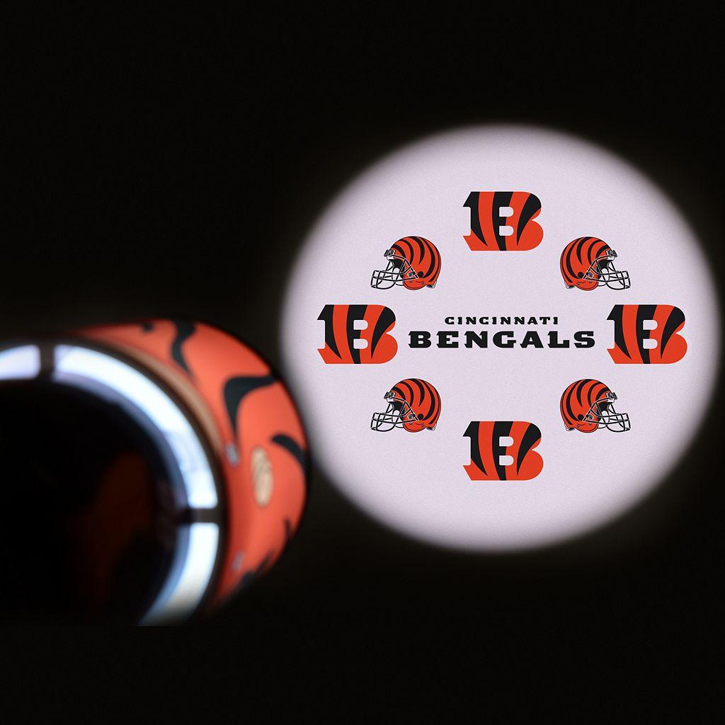 Forever Collectibles Cincinnati Bengals Desk Lamp