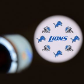 Forever Collectibles Detroit Lions Desk Lamp