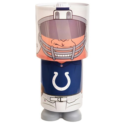 Forever Collectibles Indianapolis Colts Desk Lamp