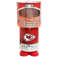 Forever Collectibles Kansas City Chiefs Desk Lamp
