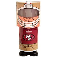 Forever Collectibles San Francisco 49ers Desk Lamp