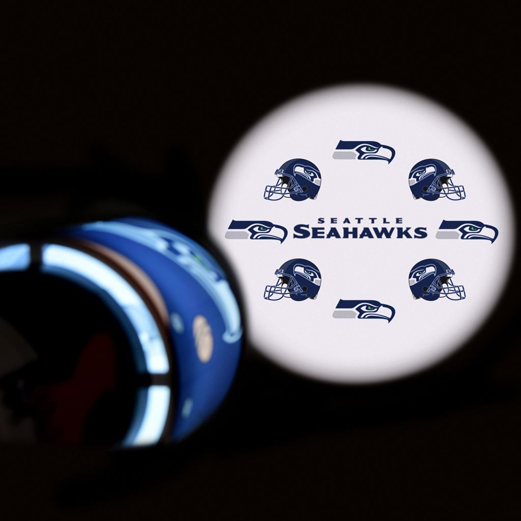 Forever Collectibles Seattle Seahawks Desk Lamp