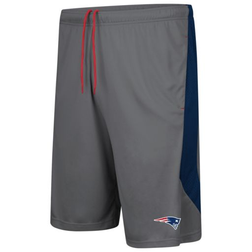 Men's Majestic New England Patriots Last Rally Shorts