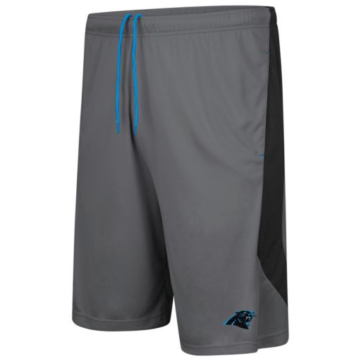 Men's Majestic Carolina Panthers Last Rally Shorts