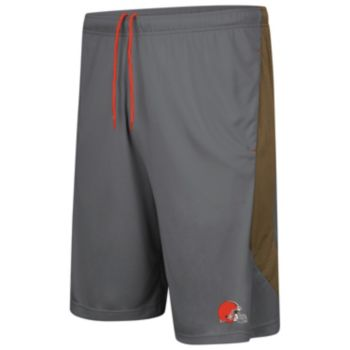 Men's Majestic Cleveland Browns Last Rally Shorts