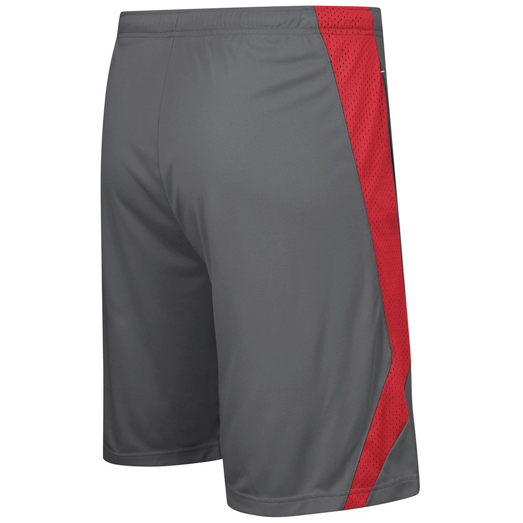 Men's Majestic Kansas City Chiefs Last Rally Shorts
