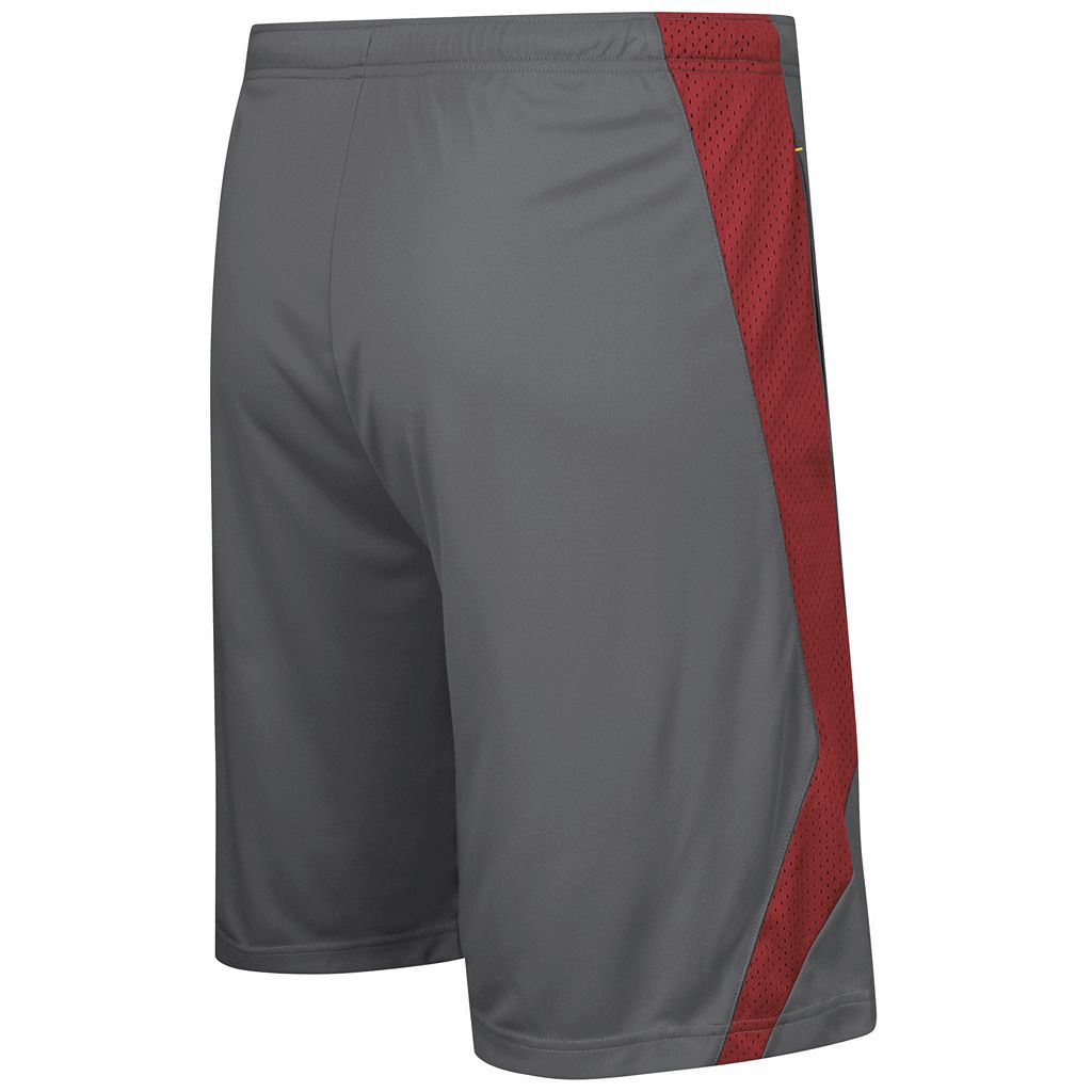 Men's Majestic Washington Redskins Last Rally Shorts