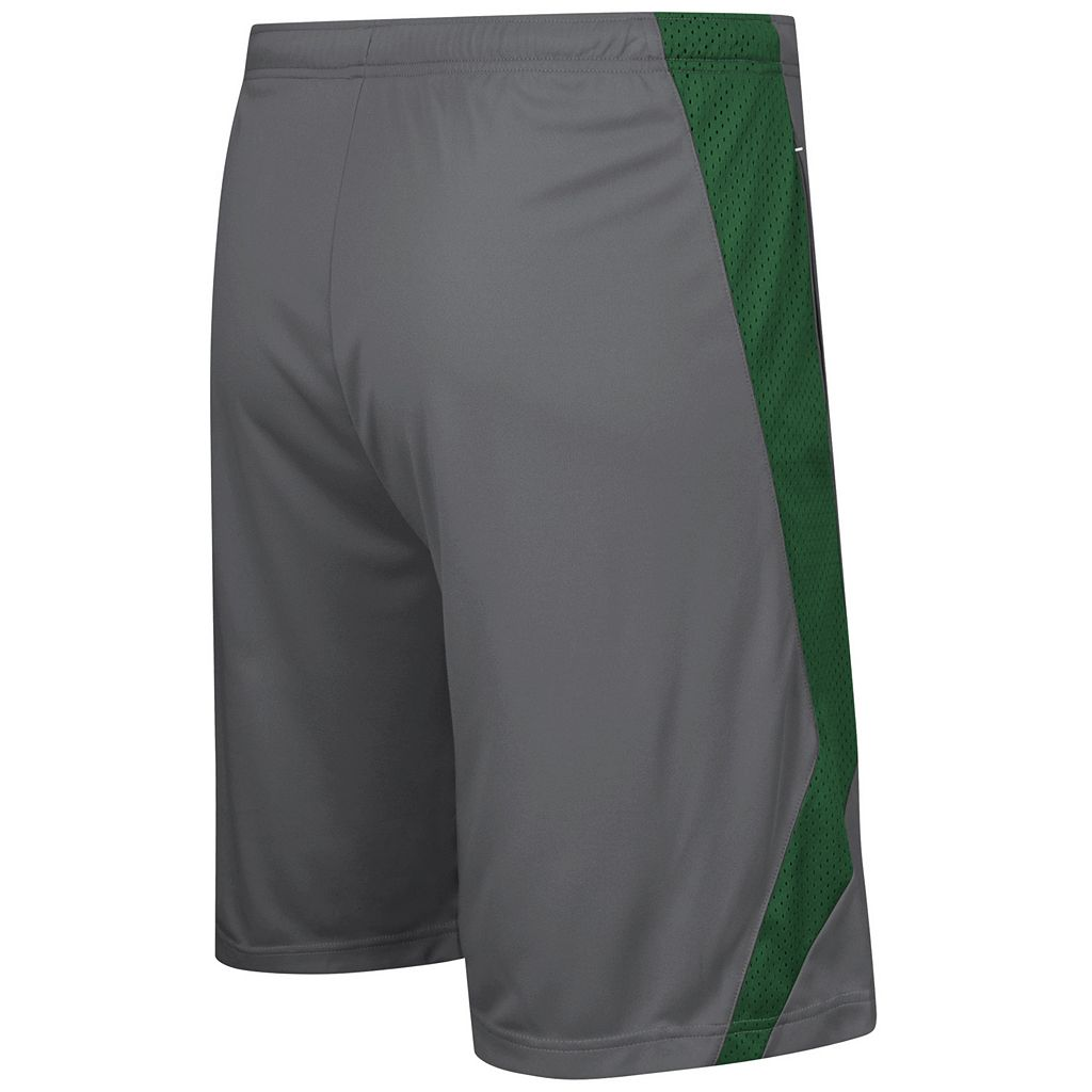 Men's Majestic New York Jets Last Rally Shorts