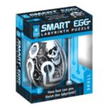 Smart Egg Skull Labyrinth Puzzle