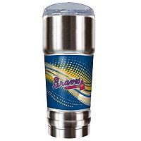 Atlanta Braves 32-Ounce Pro Stainless Steel Tumbler