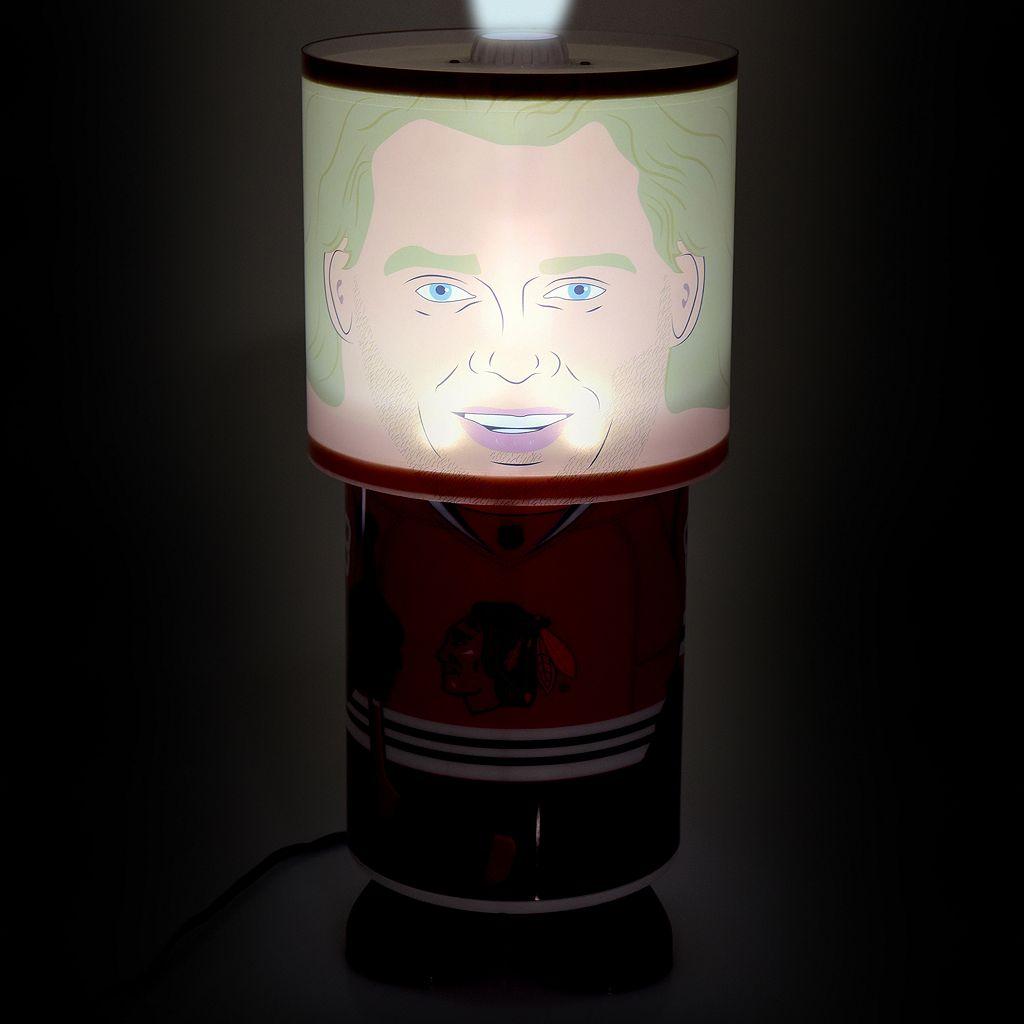 Forever Collectibles Chicago Blackhawks Desk Lamp