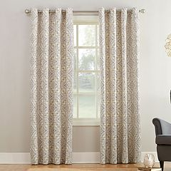 Sun Zero Unica Window Curtain