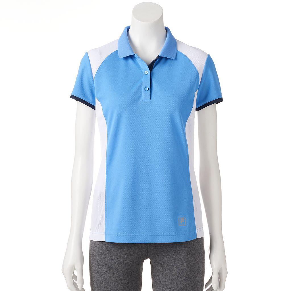 Women's FILA SPORT® Colorblock Golf Polo
