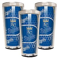 Kansas City Royals 3-Piece Shot Glass Set