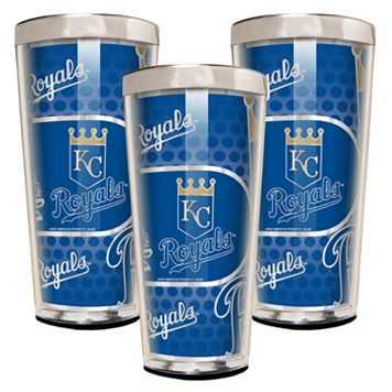 Kansas City Royals 3-Piece Shot Glass Set