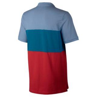 Men's Nike Matchup Colorblock Polo