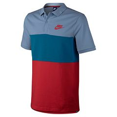 Men's Nike Matchup Colorblock Polo