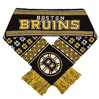 Forever Collectibles Boston Bruins Lodge Scarf