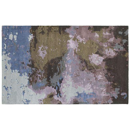 Oriental Weavers Galaxy Make a Splash Abstract Wool Blend Rug