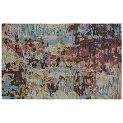 Oriental Weavers Galaxy Painter's Paradise Abstract Wool Blend Rug