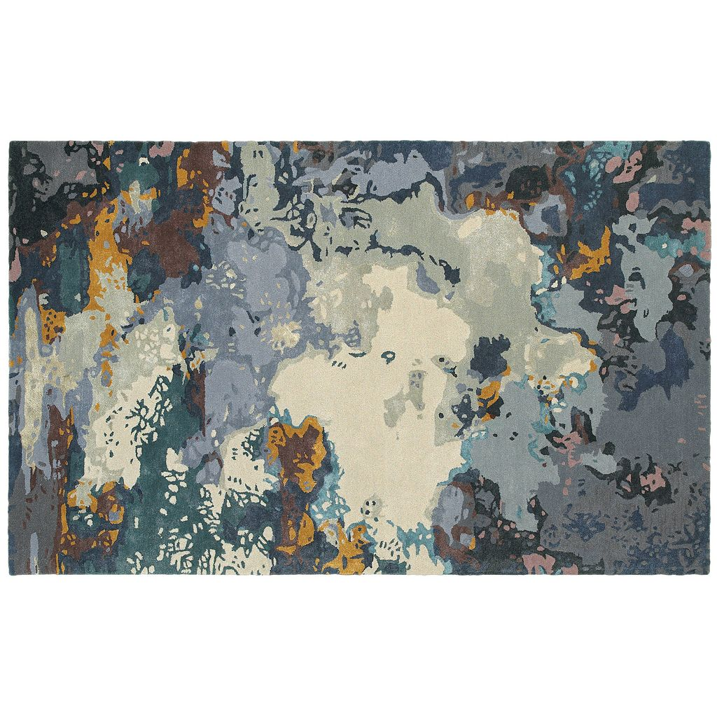 Oriental Weavers Galaxy Panacea Abstract Wool Blend Rug