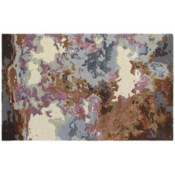 Oriental Weavers Galaxy Fluidity Abstract Wool Blend Rug