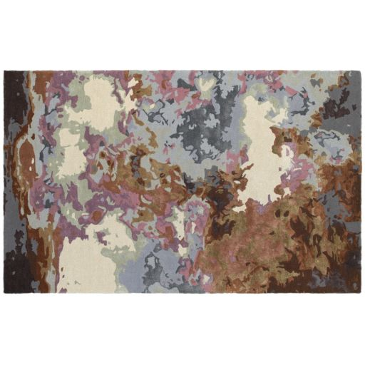 StyleHaven Giovanni Fluidity Abstract Wool Blend Rug