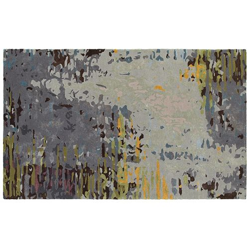 StyleHaven Giovanni Meld Abstract Wool Blend Rug