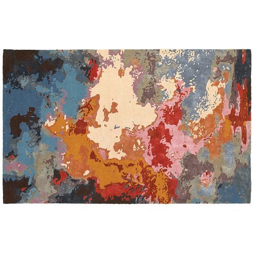 StyleHaven Giovanni Essence Abstract Wool Blend Rug