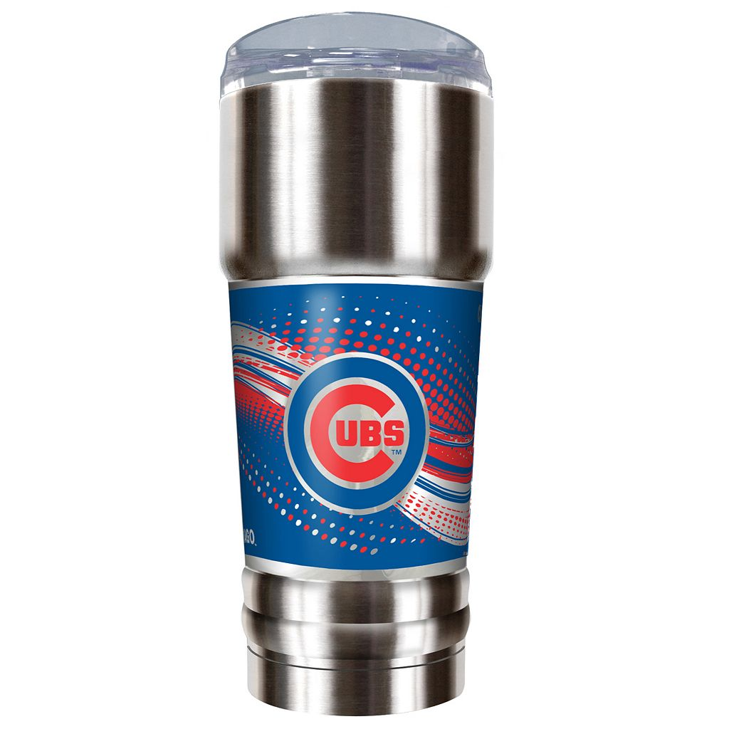 Chicago Cubs 32-Ounce Pro Stainless Steel Tumbler