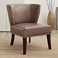 Simpli Home Jamestown Accent Chair