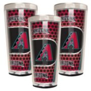 Arizona Diamondbacks 3-Piece Shot Glass Set