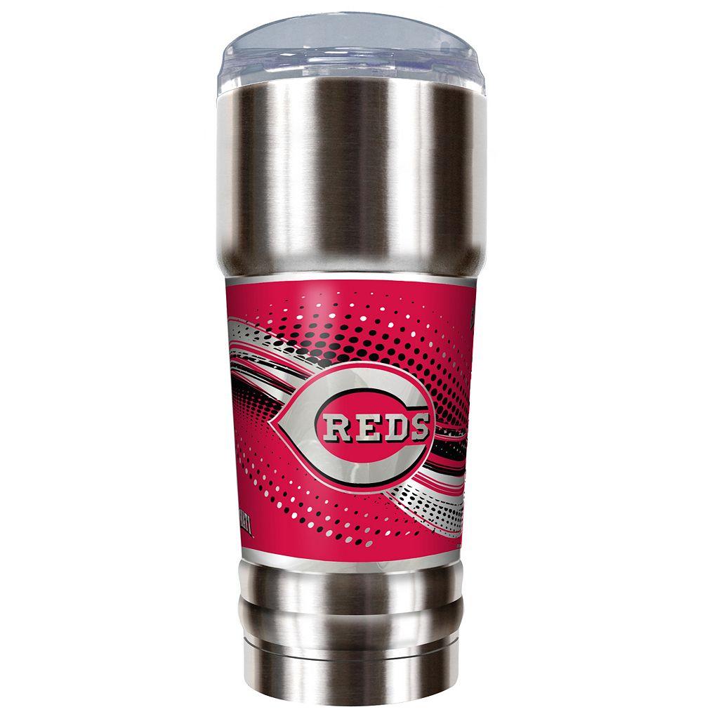 Cincinnati Reds 32-Ounce Pro Stainless Steel Tumbler