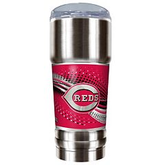 Cincinnati Reds 32-Ounce Pro Stainless Steel Tumbler