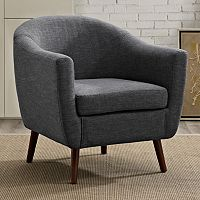 Simpli Home Roundstone Tub Accent Chair