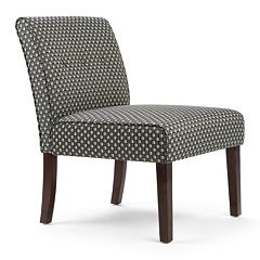 Simpli Home Sallybrook Accent Chair