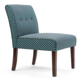 Simpli Home Sallybrook Accent Chair
