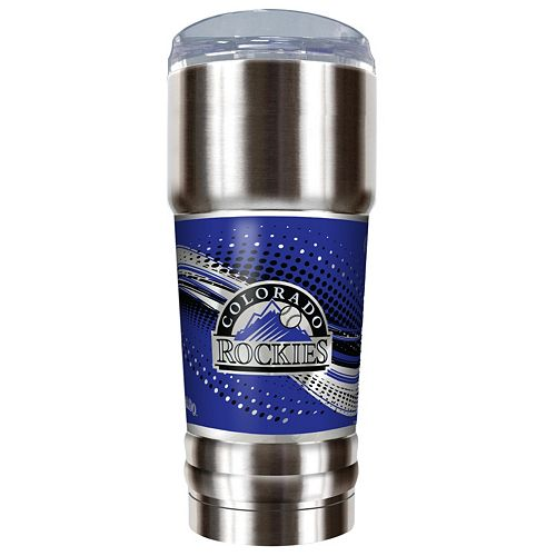 Colorado Rockies 32-Ounce Pro Stainless Steel Tumbler