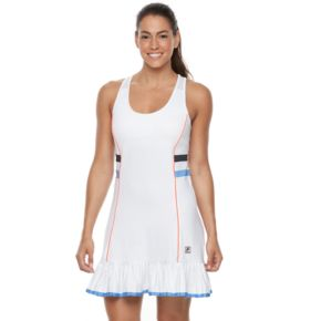Women's FILA SPORT® Pleated Hem Tennis Dress